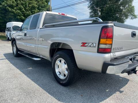 2005 GMC Sierra 1500 for sale at Drivers Auto Sales in Boonville NC