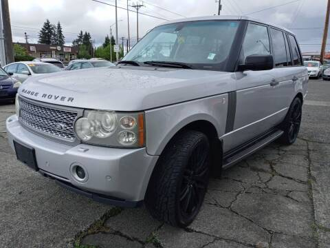 2006 Land Rover Range Rover for sale at DISCOUNT AUTO SALES LLC in Lakewood WA