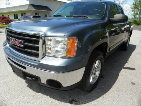 2009 GMC Sierra 1500 for sale at Ed Davis LTD in Poughquag NY