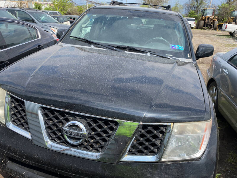 2006 Nissan Pathfinder for sale at Cartel Auto Parts in Philadelphia PA