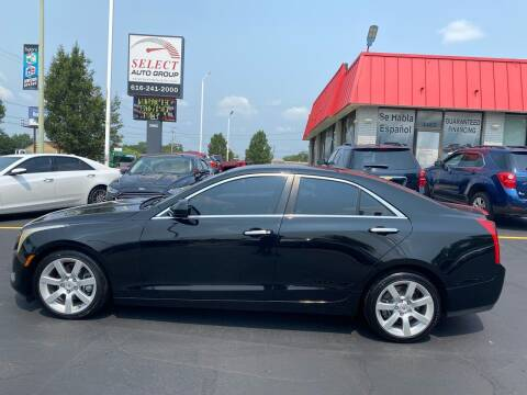 2014 Cadillac ATS for sale at Select Auto Group in Wyoming MI