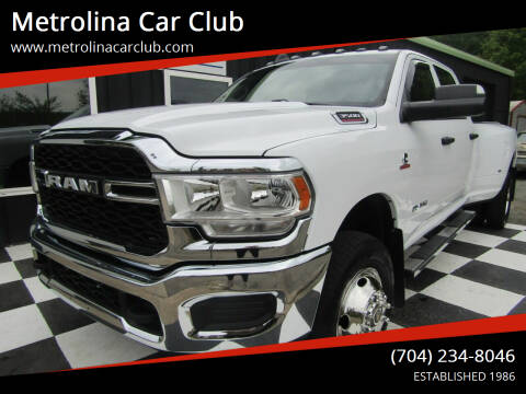 2019 RAM Ram Pickup 3500 for sale at Metrolina Car Club in Matthews NC