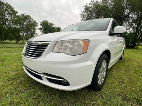 2014 Chrysler Town and Country for sale at Carz Of Texas Auto Sales in San Antonio TX