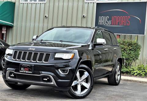 2015 Jeep Grand Cherokee for sale at Haus of Imports in Lemont IL