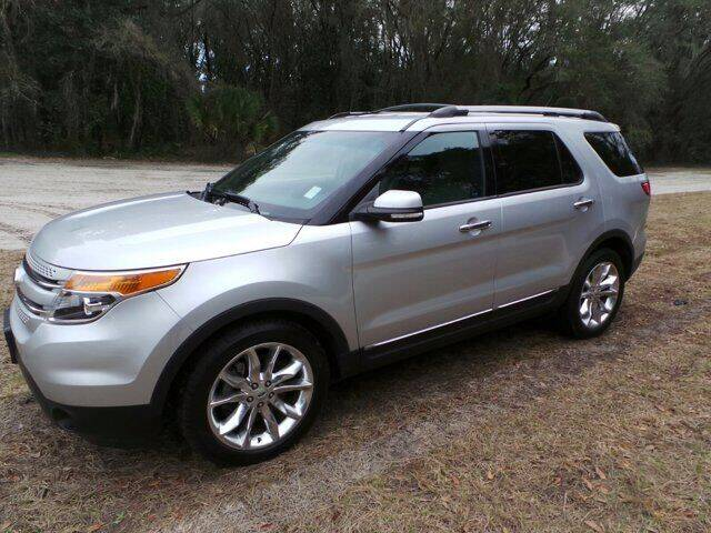 2015 Ford Explorer for sale at TIMBERLAND FORD in Perry FL