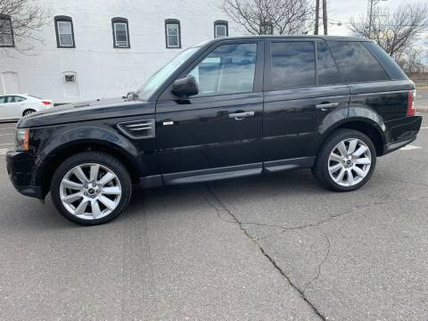 2011 Land Rover Range Rover Sport for sale at Bluesky Auto in Bound Brook NJ