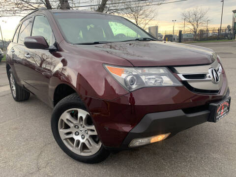 2008 Acura MDX for sale at JerseyMotorsInc.com in Teterboro NJ