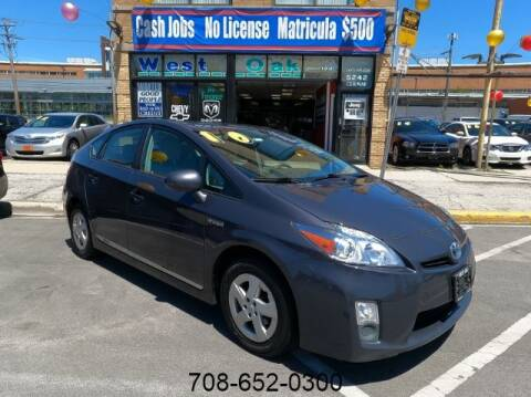 2010 Toyota Prius for sale at West Oak in Chicago IL