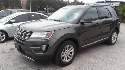 2016 Ford Explorer for sale at RICKY'S AUTOPLEX in San Antonio TX