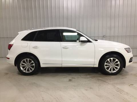 2015 Audi Q5 for sale at Elhart Automotive Campus in Holland MI