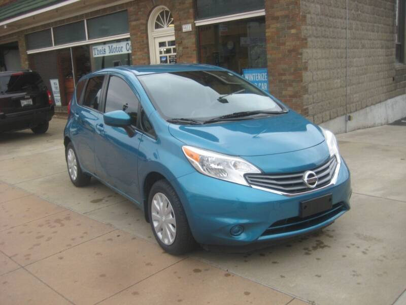 2016 Nissan Versa Note for sale at Theis Motor Company in Reading OH