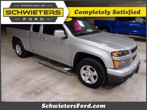 2010 Chevrolet Colorado for sale at Schwieters Ford of Montevideo in Montevideo MN