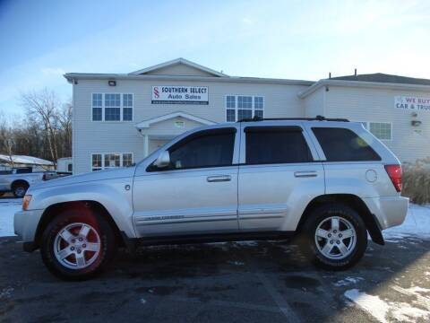 2006 Jeep Grand Cherokee for sale at SOUTHERN SELECT AUTO SALES in Medina OH
