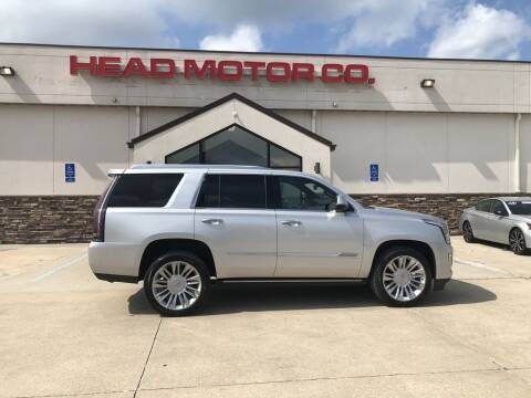 2020 Cadillac Escalade for sale at Head Motor Company - Head Indian Motorcycle in Columbia MO