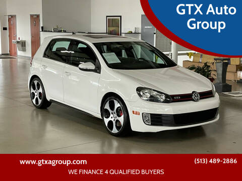 2011 Volkswagen GTI for sale at GTX Auto Group in West Chester OH