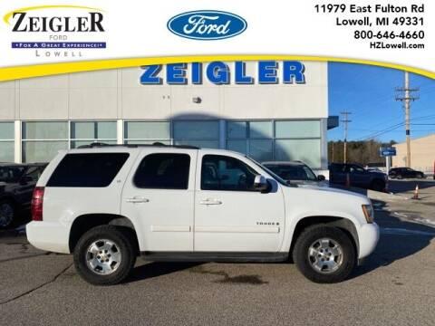 2009 Chevrolet Tahoe for sale at Zeigler Ford of Plainwell- michael davis in Plainwell MI