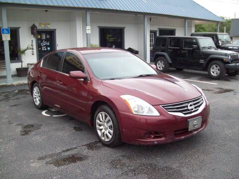 2012 Nissan Altima for sale at LONGSTREET AUTO in St Augustine FL