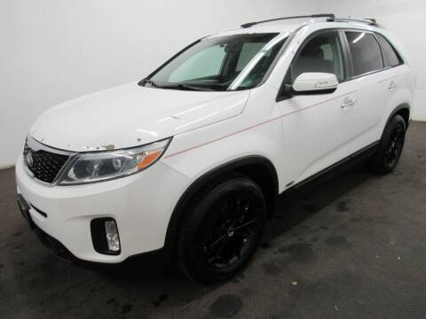 2014 Kia Sorento for sale at Automotive Connection in Fairfield OH