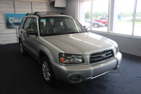 2005 Subaru Forester for sale at Drive Auto Sales in Matthews NC