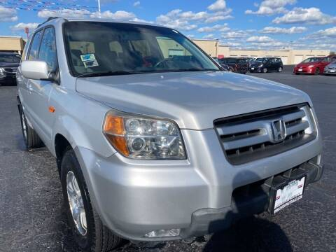 2008 Honda Pilot for sale at VIP Auto Sales & Service in Franklin OH