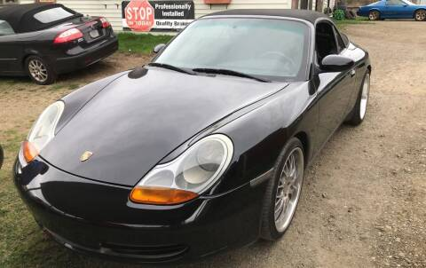 1999 Porsche 911 for sale at Richard C Peck Auto Sales in Wellsville NY