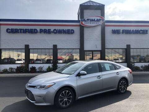 2016 Toyota Avalon for sale at Ultimate Auto Deals DBA Hernandez Auto Connection in Fort Wayne IN
