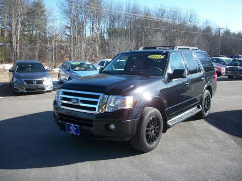 2014 Ford Expedition for sale at Auto Images Auto Sales LLC in Rochester NH