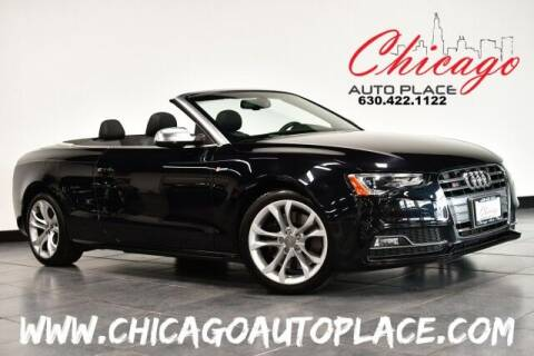 2013 Audi S5 for sale at Chicago Auto Place in Bensenville IL