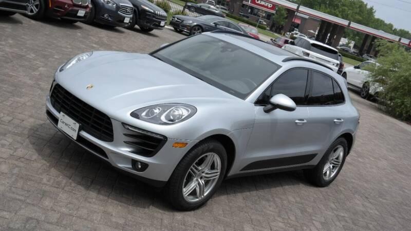 2017 Porsche Macan for sale at Cars-KC LLC in Overland Park KS
