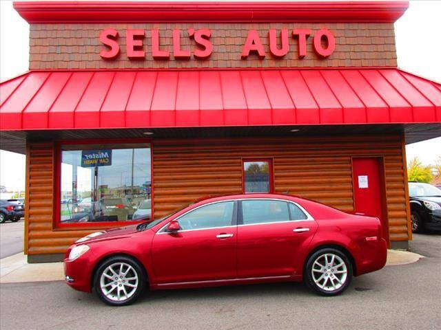 2011 Chevrolet Malibu for sale at Sells Auto INC in Saint Cloud MN