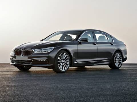 2016 BMW 7 Series for sale at Mercedes-Benz of North Olmsted in North Olmstead OH