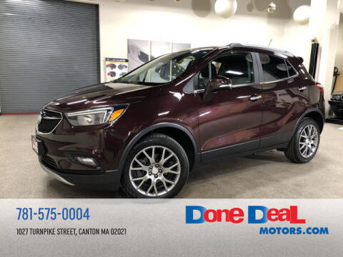 2018 Buick Encore for sale at DONE DEAL MOTORS in Canton MA
