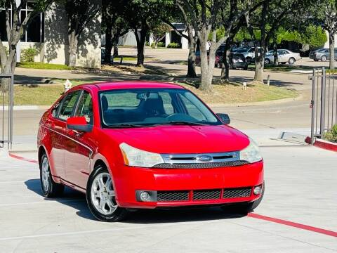 2008 Ford Focus for sale at Texas Drive Auto in Dallas TX