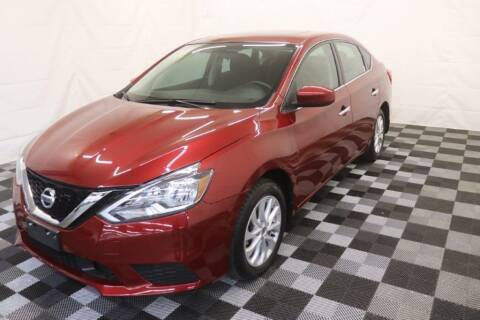2018 Nissan Sentra for sale at AH Ride & Pride Auto Group in Akron OH