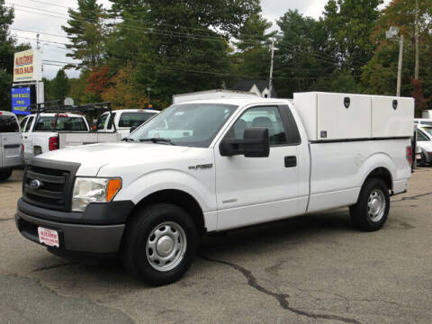 2014 Ford F-150 for sale at Auto Towne in Abington MA