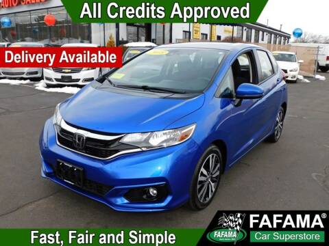 2018 Honda Fit for sale at FAFAMA AUTO SALES Inc in Milford MA