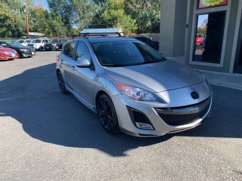 2011 Mazda MAZDA3 for sale at Advantage Auto Sales in Garden City ID