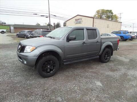 2018 Nissan Frontier for sale at Terrys Auto Sales in Somerset PA