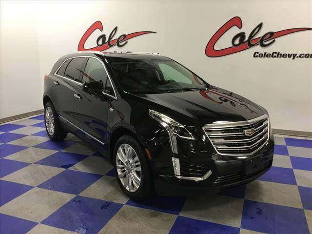 2019 Cadillac XT5 for sale at Cole Chevy Pre-Owned in Bluefield WV