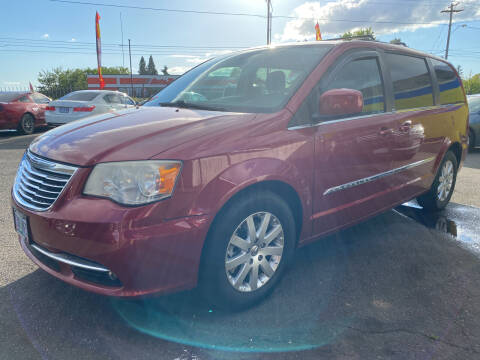 2014 Chrysler Town and Country for sale at Universal Auto Inc in Salem OR