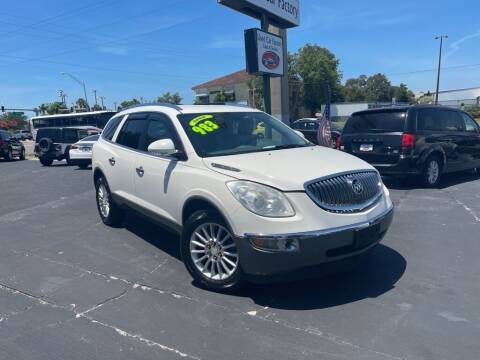 2012 Buick Enclave for sale at Used Car Factory Sales & Service in Bradenton FL