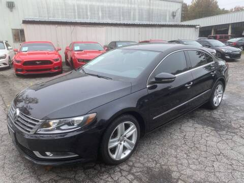 2013 Volkswagen CC for sale at Car Online in Roswell GA