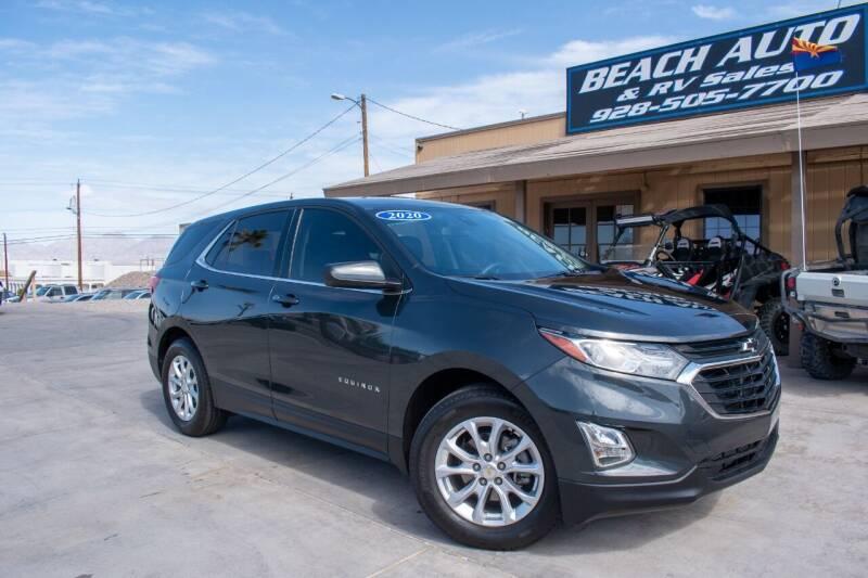 2020 Chevrolet Equinox for sale at Beach Auto and RV Sales in Lake Havasu City AZ