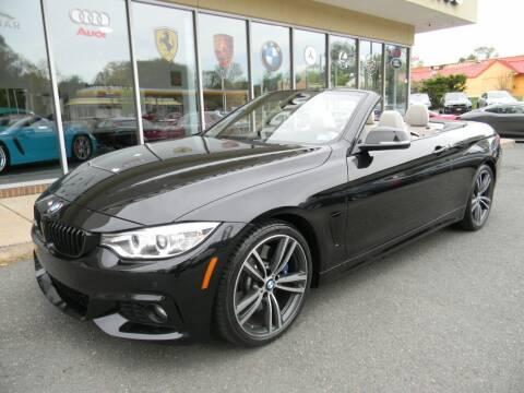 2017 BMW 4 Series for sale at Platinum Motorcars in Warrenton VA