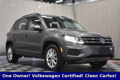 2018 Volkswagen Tiguan Limited for sale at Vorderman Imports in Fort Wayne IN