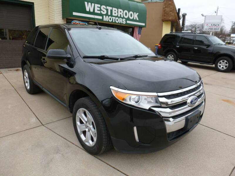 2012 Ford Edge for sale at Westbrook Motors in Grand Rapids MI