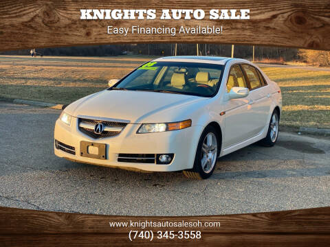 2008 Acura TL for sale at Knights Auto Sale in Newark OH