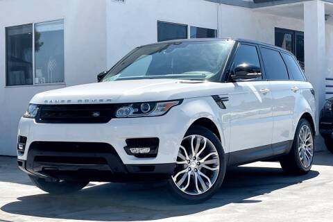2014 Land Rover Range Rover Sport for sale at Fastrack Auto Inc in Rosemead CA