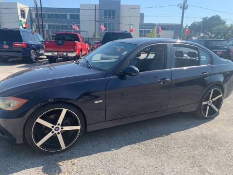 2007 BMW 3 Series for sale at FAIR DEAL AUTO SALES INC in Houston TX