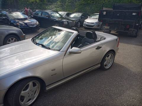 2000 Mercedes-Benz SLK for sale at KOB Auto Sales in Hatfield PA